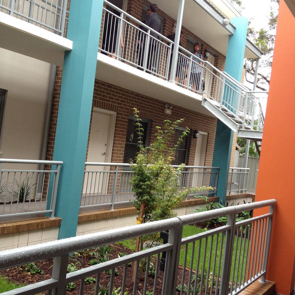 Apartments at the Canley Vale property