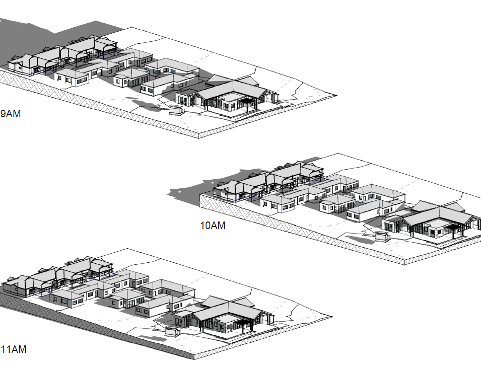 Architectural plans for IRT Kanahooka
