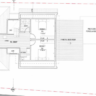Approved plan for the First Floor