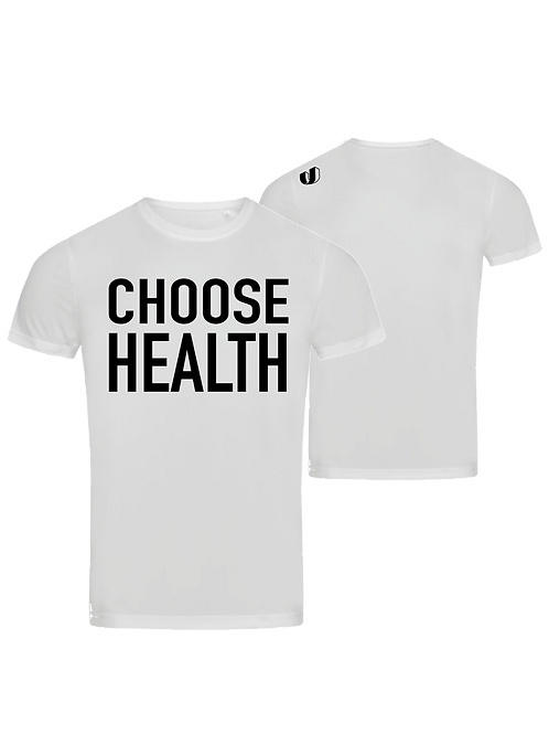 Sportsunlimited T-Shirt weiß