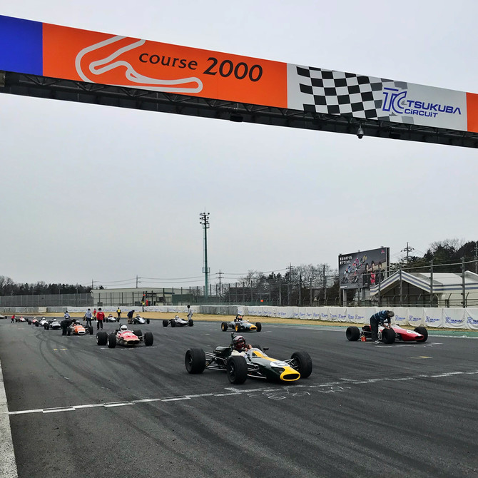 2019 Legendary Formula Car Meeting in Tsukuba(LFCM)