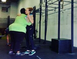 #allthefeels this girl _obese_2straightbeasting  got her first step up on a 20inch box today. Then 1