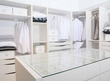 收納與整齊,不僅僅是種用心-詩肯居家系統櫃