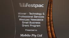 Winner Westpac Technology Business Award