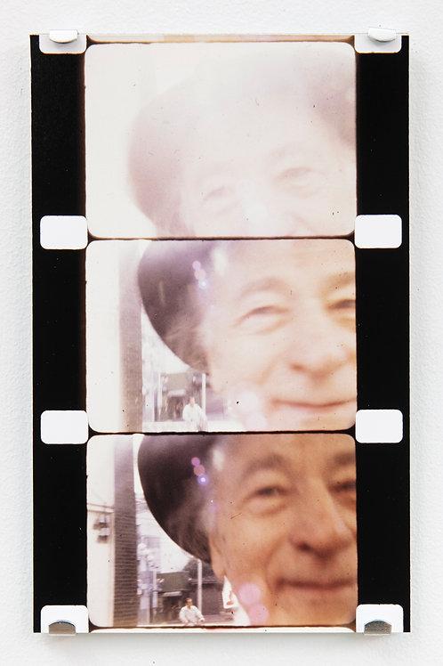 JONAS MEKAS: Film Still (Self Portrait)