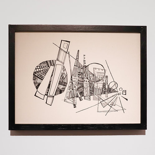 125th St. Drawings #5