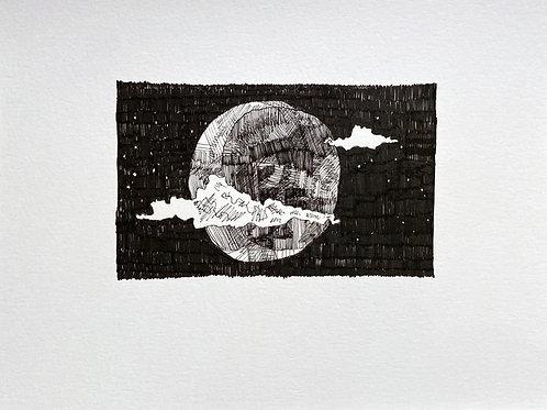 CHARLIE HUDSON: Drawing #10