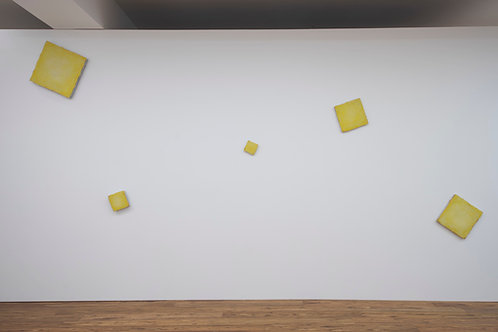 Untitled (Yellow Series), 2020