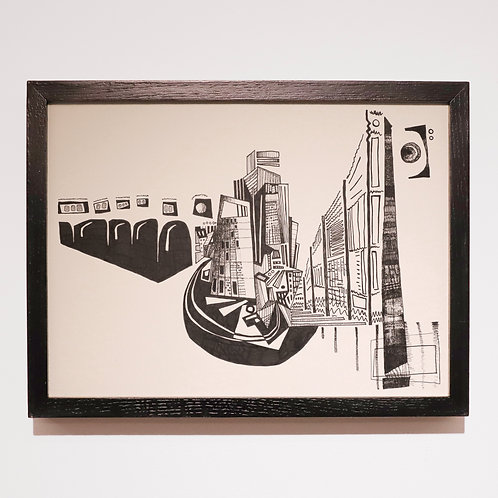 125th St. Drawings #1