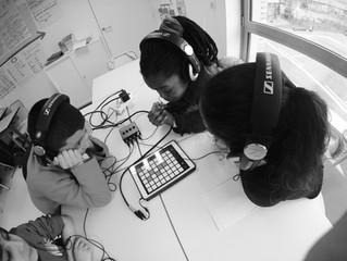 WORKING ON // Résidence-Mission Musiques Actuelles avec les élèves deClichy-sous-Bois et Montfermei