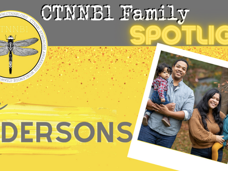 Meet the Anderson Family