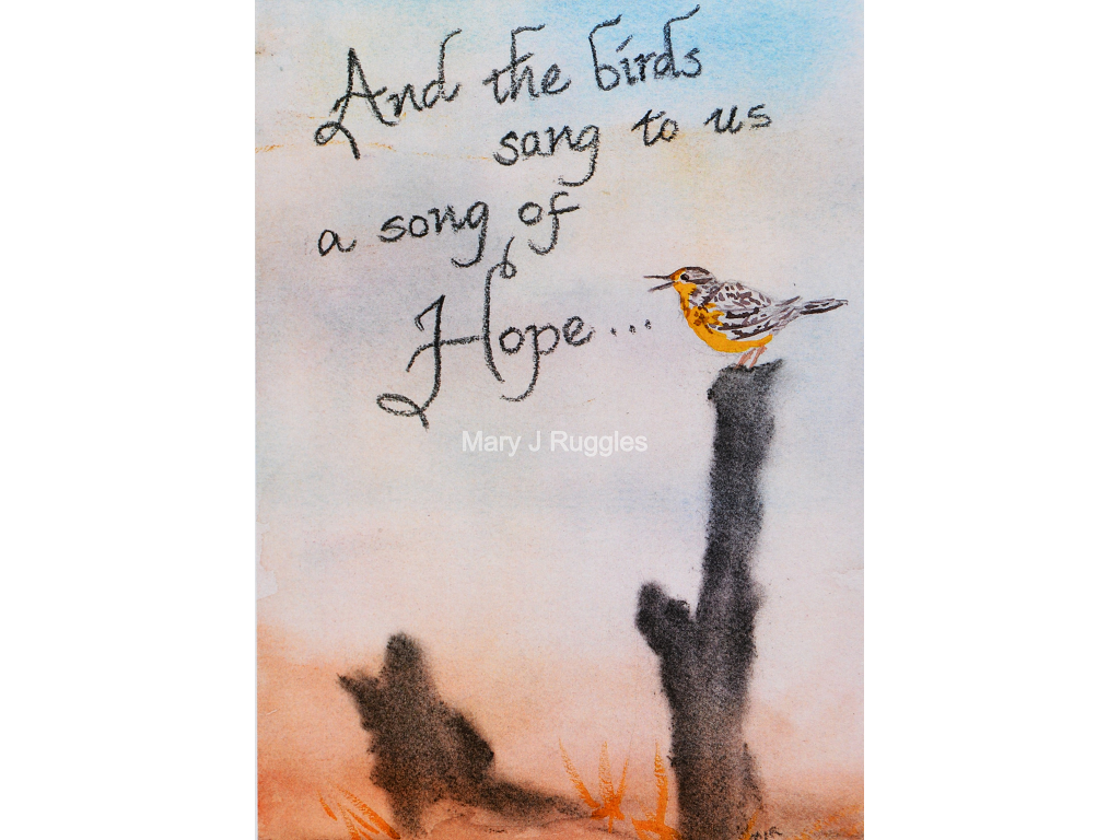 And the Birds Still Sing