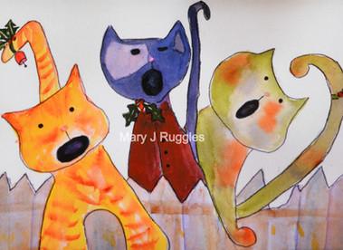The Spanky, Neville & Harvey Trio
