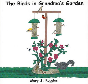 The Birds in Grandmas Garden.jpg
