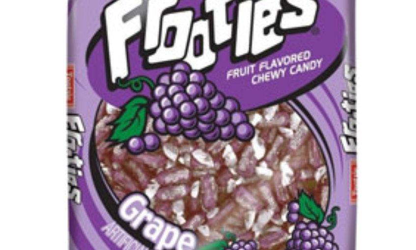 Grape Frooties