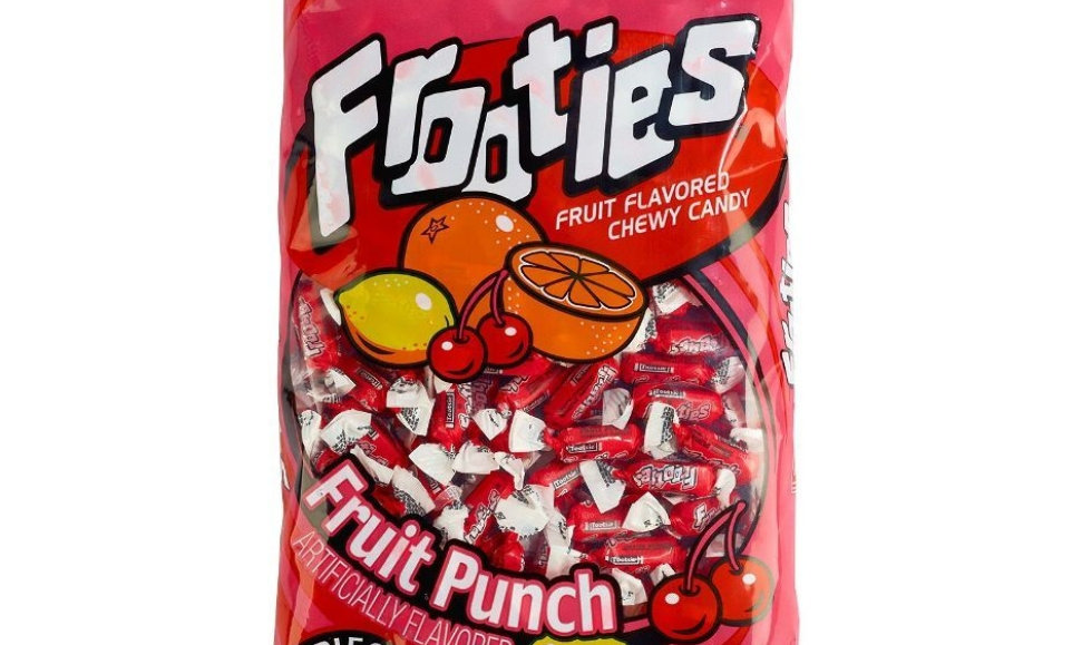 Fruit Punch Frooties