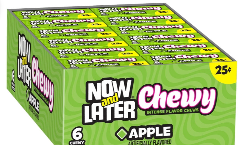 Green Apple Now and Laters