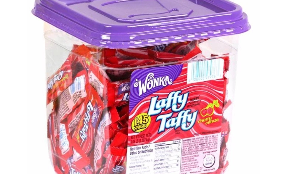 Cherry Laffy Taffy