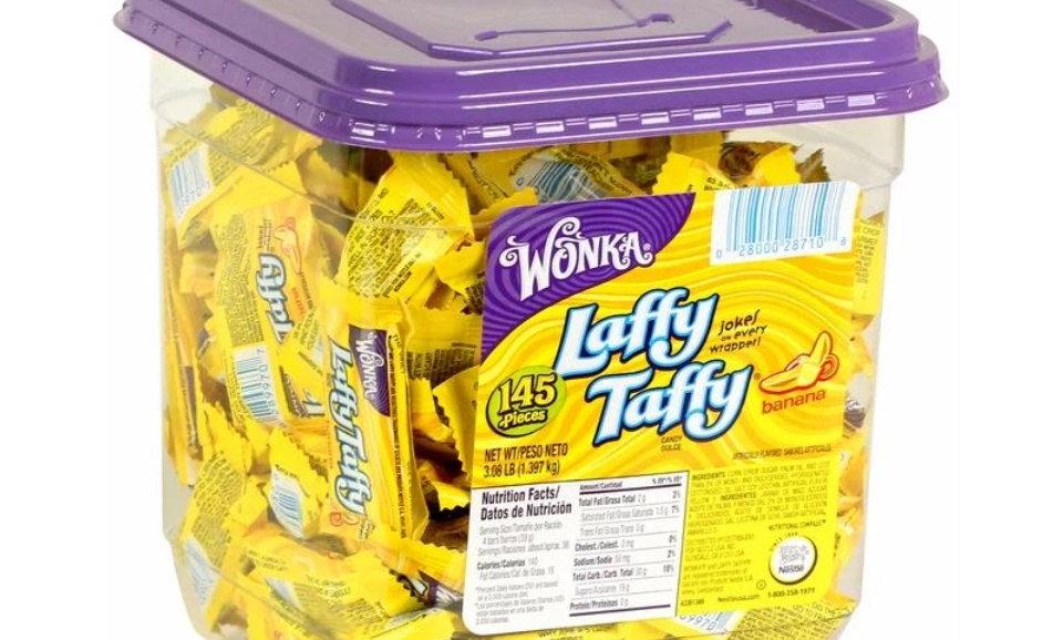 Banana Laffy Taffy
