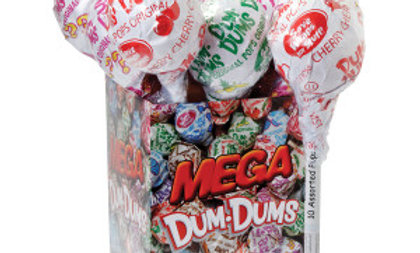 Mega Dum Dums Pops