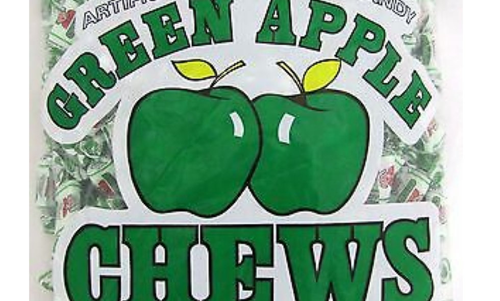 Green Apple Chews