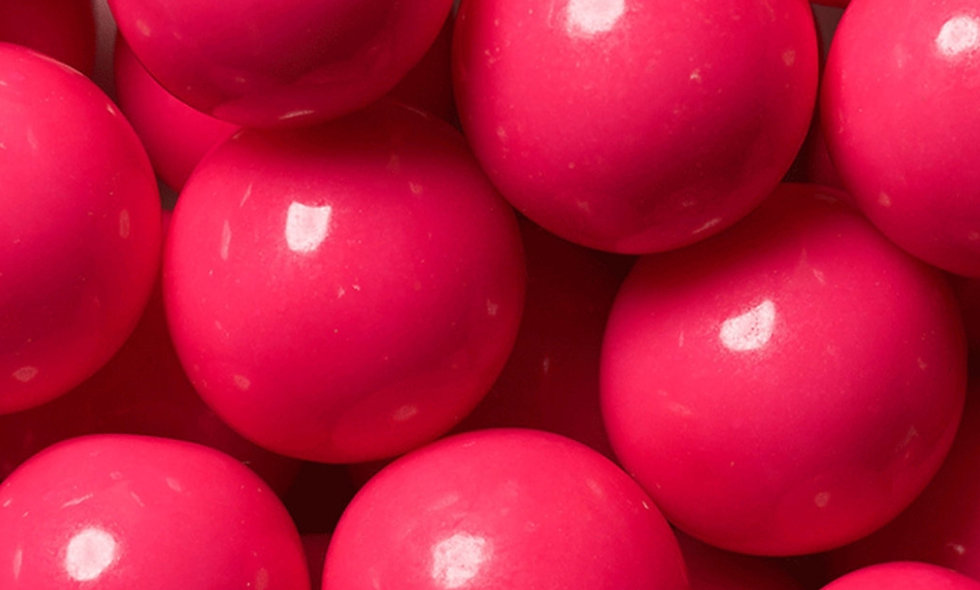 Pink Gumballs