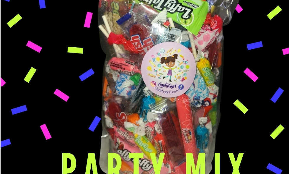 """""""Partymix"""" By Candygyrl"""
