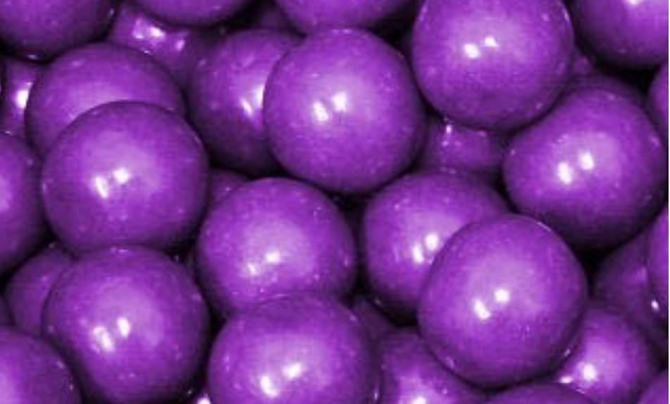 Grape Gumballs