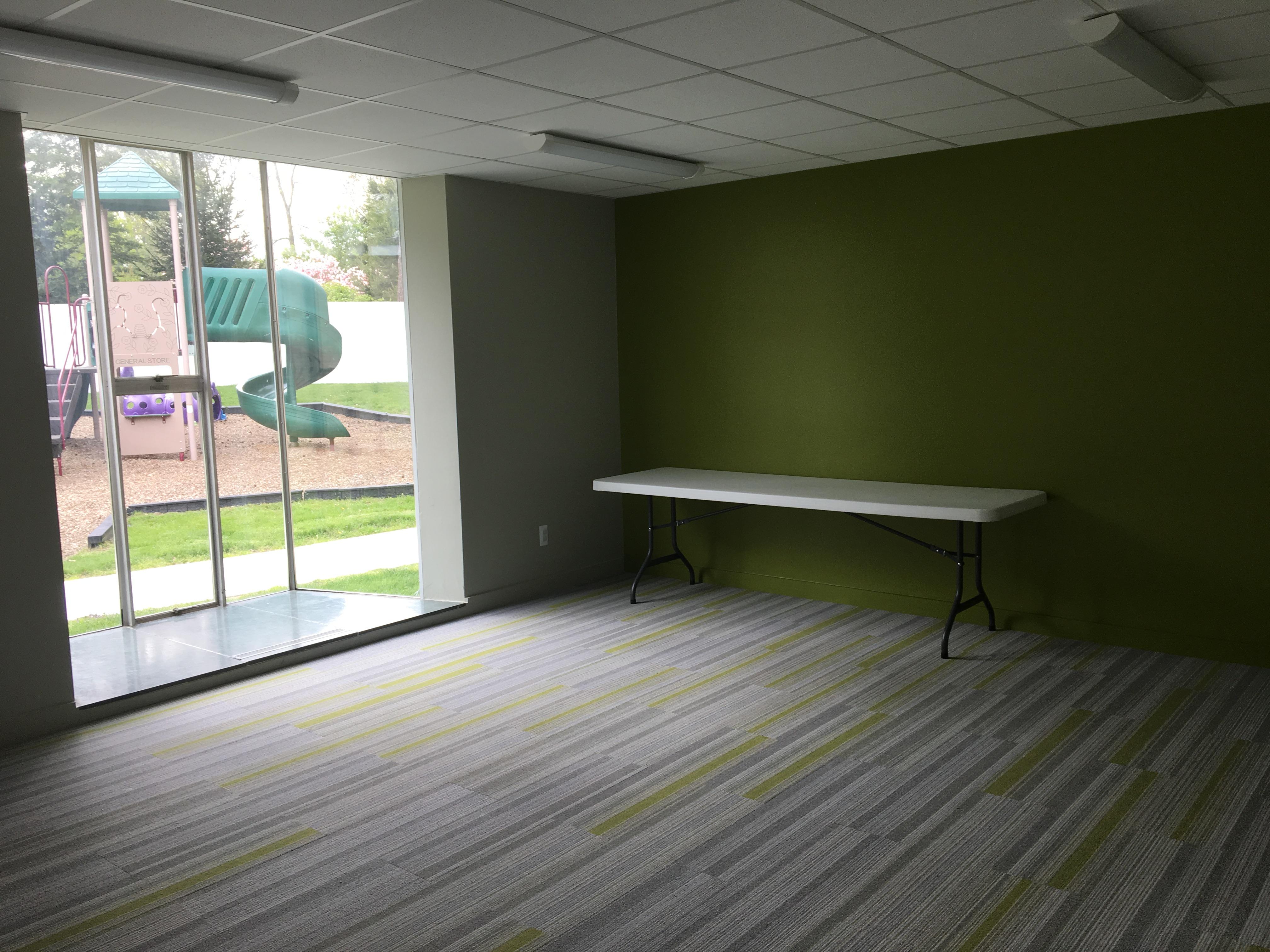 Green Door Small Classroom