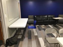 Blue Door Classroom