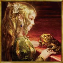 Princess and Toad