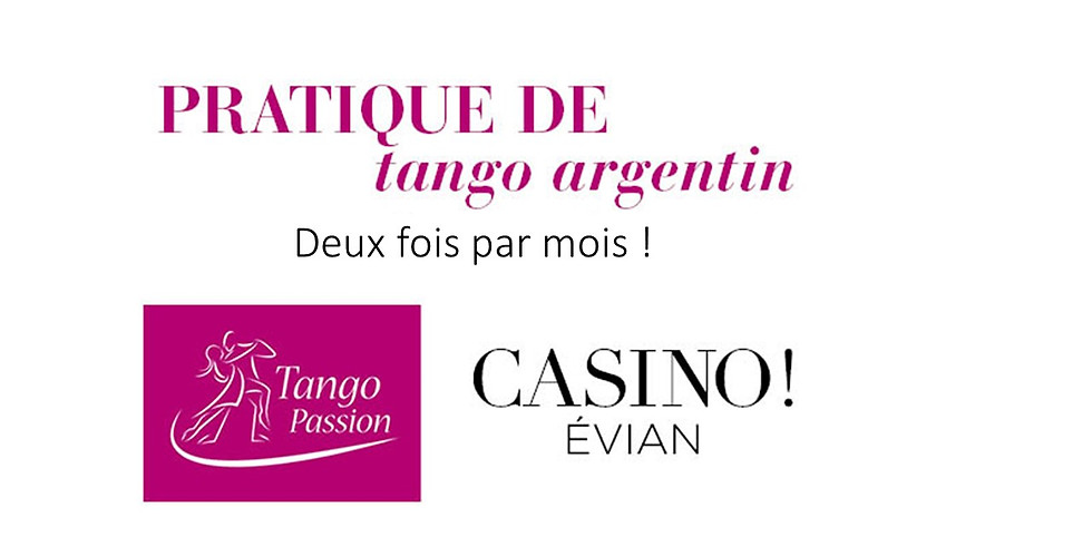 Pratique dirigée au Piano Bar Casino Evian!