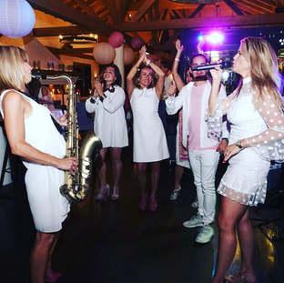 Arosa Hotel Kitzbühel Party, Taittinger Champagne