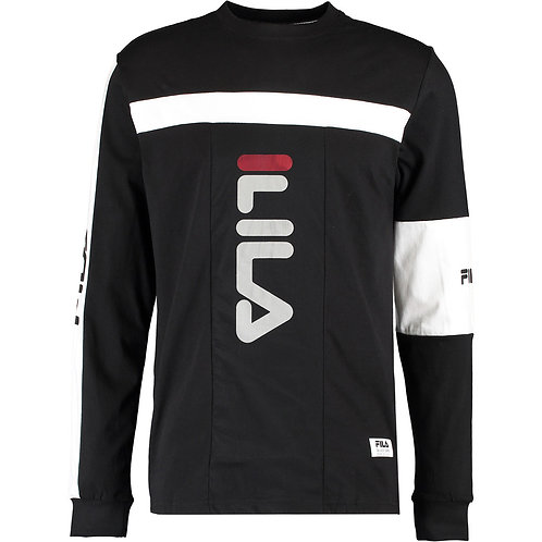 Fila Line Orlando Stripe Long Sleeve Top (RARE & COLLECTABLE)