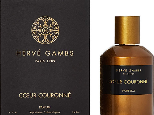 HERVE GAMBS PARIS Coeur Couronne Parfum