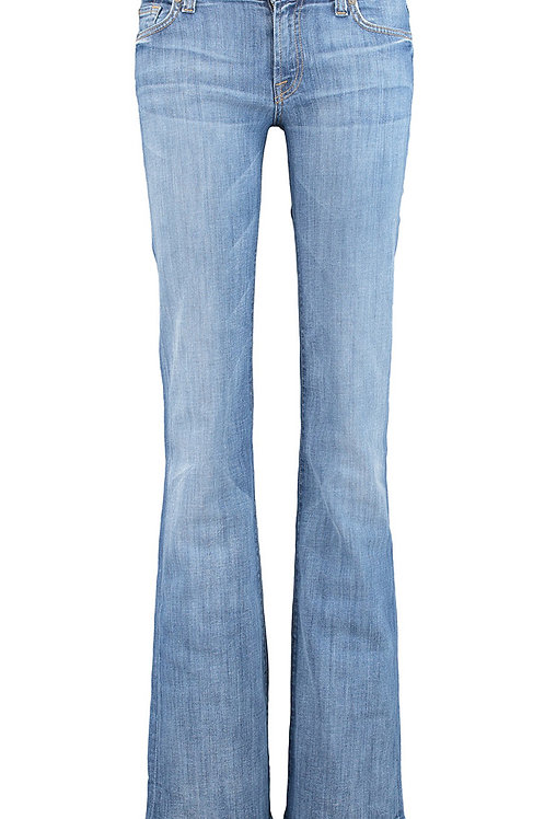 7 FOR ALL MANKIND Boot Cut Jeans (RARE & COLLECTABLE)