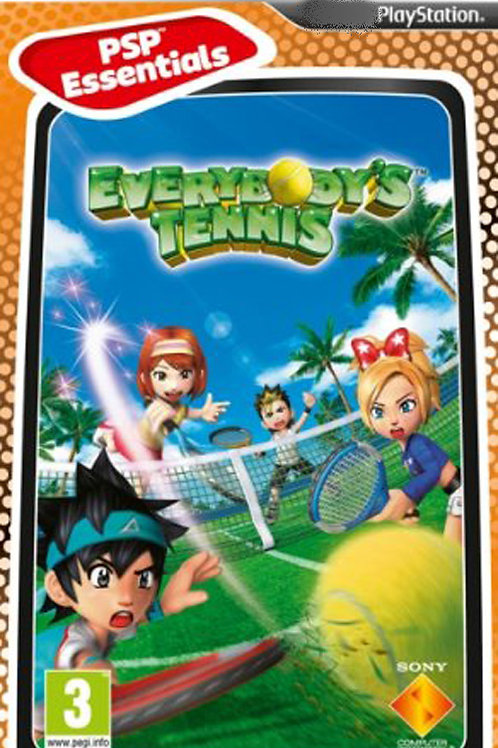Everybody's Tennis - Spanish Import