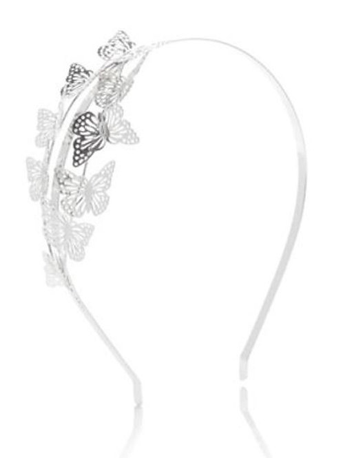 MONSOON Metal Butterfly Hairband