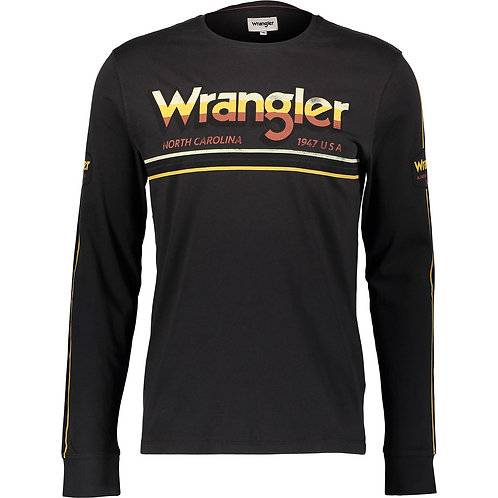 WRANGLER Faded Logo Sweatshirt (RARE & COLLECTABLE)