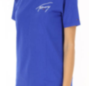 TOMMY HILFIGER LADIES T SHIRT BLUE 2.jpg