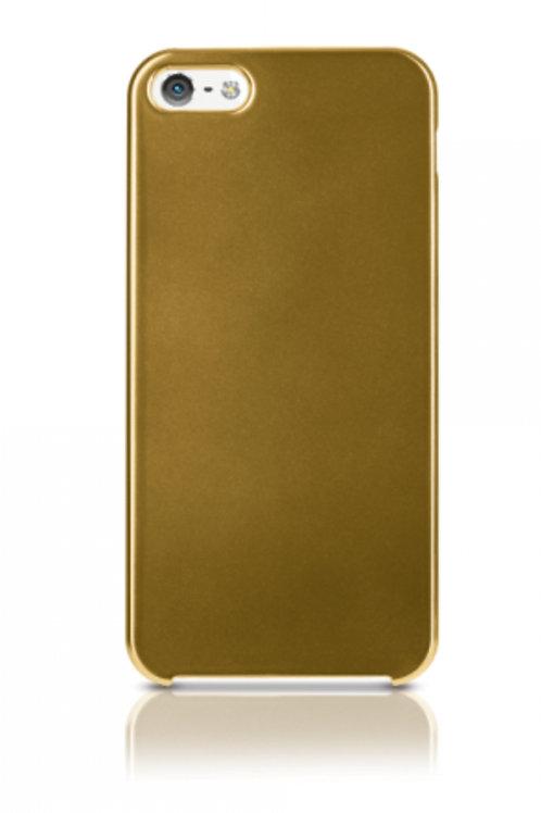 ODOYO Slim Edge Protective Snap Coverfor iPhone 5/5S(Glittler)
