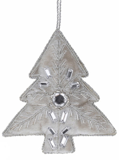 MONSOON Zardozi Christmas Tree Hanging Decoration (RARE & COLLECTABLE)
