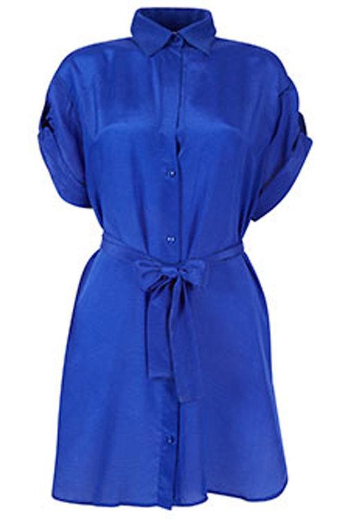 GOTTEX Silk Shirt Kaftan (RARE & COLLECTABLE)