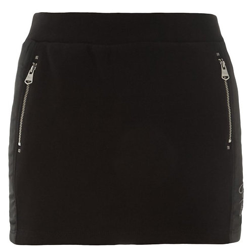 DIESEL Giaga Girls Black Mini Skirt