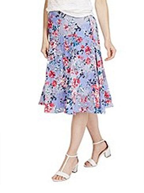 M&S by Per Una Oriental Skirt T62/3591K