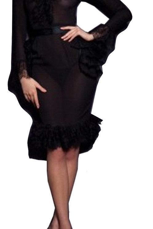 AGENT PROVOCATEUR Silk Morrigan Dress  (RARE & COLLECTABLE)