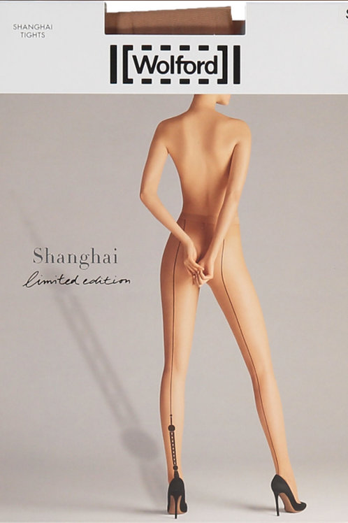 WOLFORD Limited Edition Shanghai Tights 14606 (RARE & COLLECTABLE)