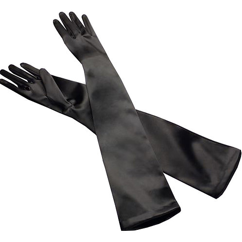 AGENT PROVOCATEUR Long Satin Gloves (RARE & COLLECTABLE)
