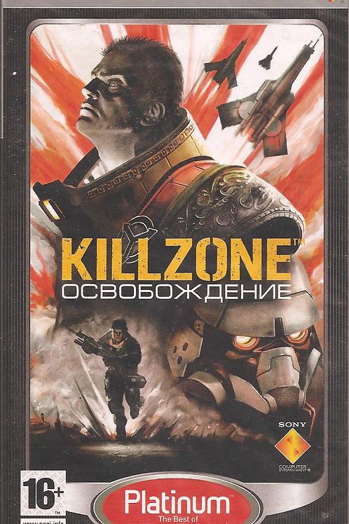 Killzone: Liberation - Platinum Edition - Russian Import