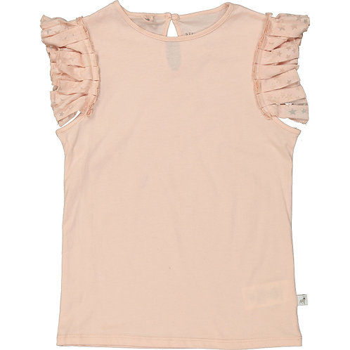 STELLA MCCARTNEY KIDS Pleated Sleeve Top (RARE & COLLECTABLE)